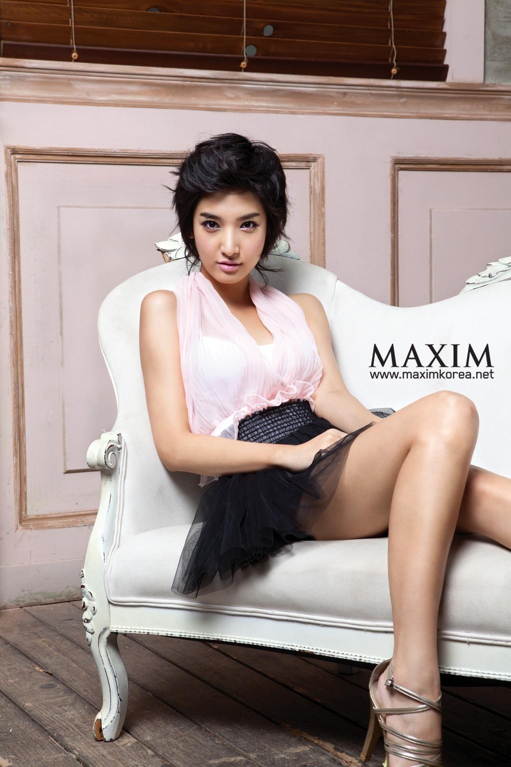 브레이브 걸스 맥심(maxim) 화보 - Soul